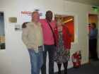 Frank Bruno & Stella Withey